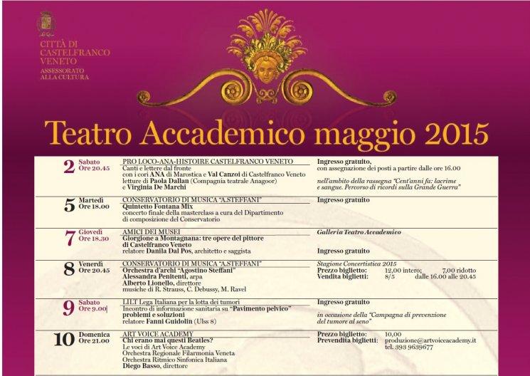 LOCANDINA  EVENTI MAGGIO 2015